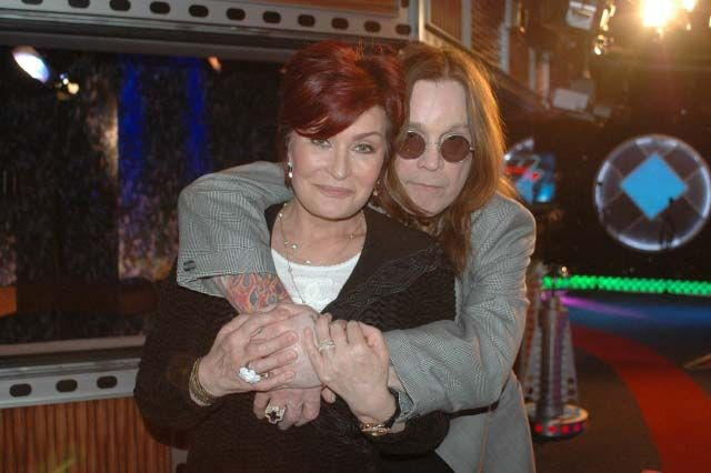 SHARON & OZZY ARE BACK
