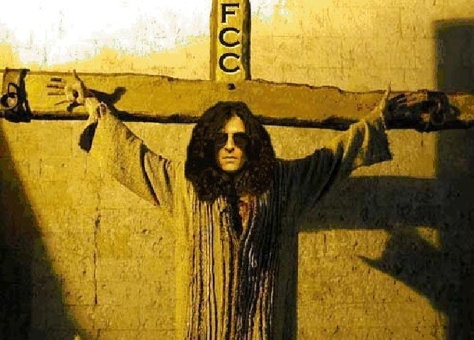 Crucified by the FCC