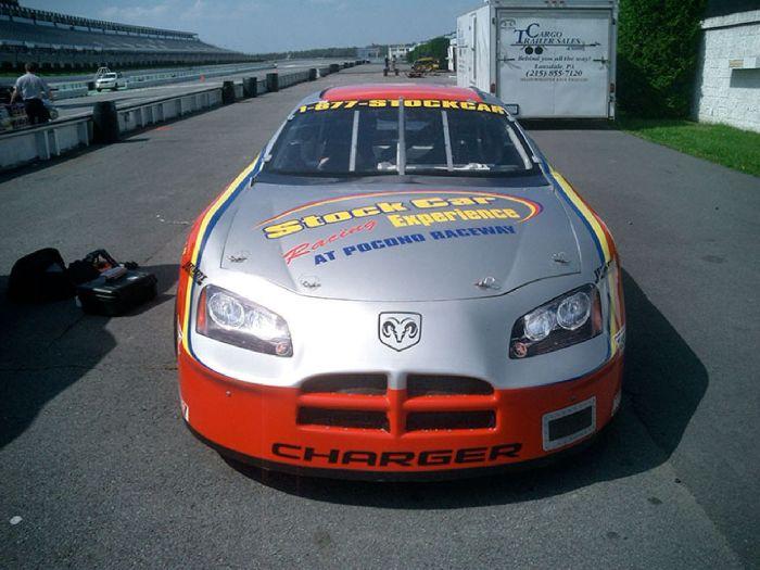 Robin's race car