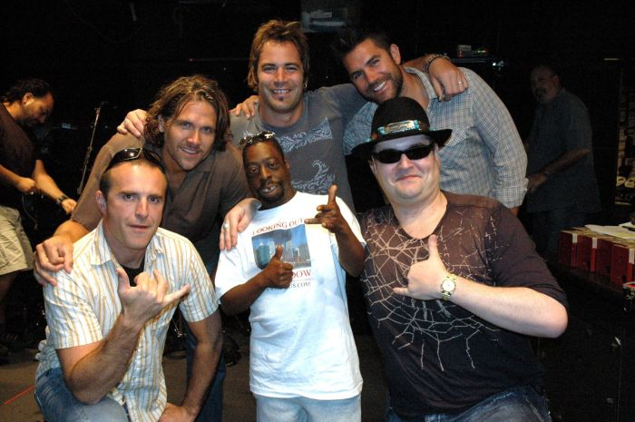 Big Howard Stern Show and Beetlejuice fans Blues Traveler also wanted to take a crack at Beetle's song