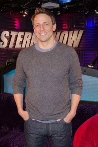 Seth Meyers Talks 'SNL 40,' State of 'Late Night'