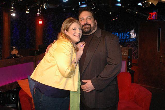 Lisa and Jimmy Big Balls