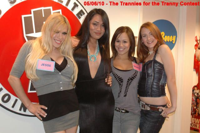 Miss Hottest Tranny Contest
