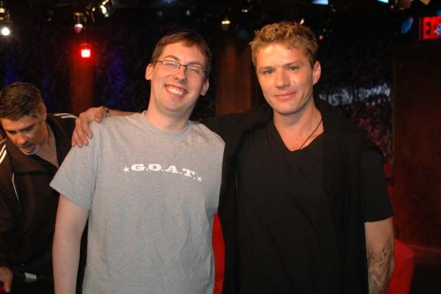 JD Harmeyer and Ryan Phillippe