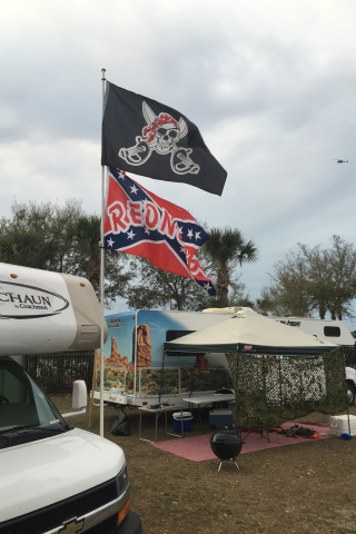 Wolfie Reports From Runaway Country Festival