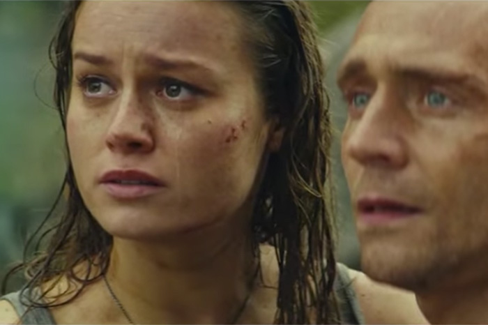 "Brie Larson and Tom Hiddleston in ""Kong: Skull Island"" (2017)"
