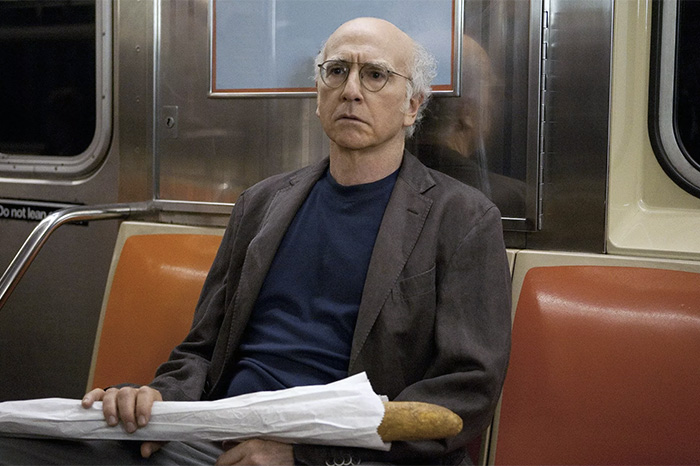 """Larry David on """"Curb Your Enthusiasm"""""""
