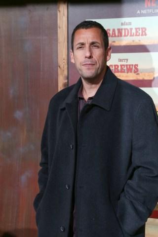 Adam Sandler Talks 'SNL,' Bar Mitzvah Knife Fight