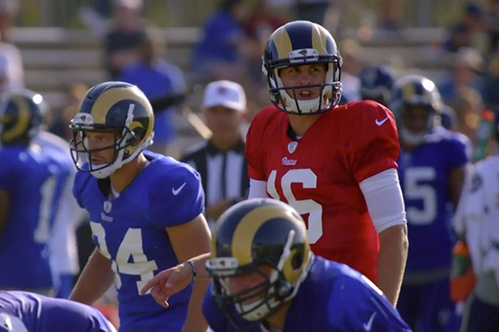 """Los Angeles Rams featured on this season of HBO's """"Hard Knocks"""""""