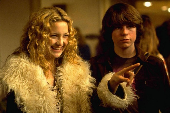 "Kate Hudson and Patrick Fugit in ""Almost Famous"""