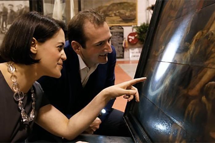 """""""Britain's Lost Masterpieces"""""""