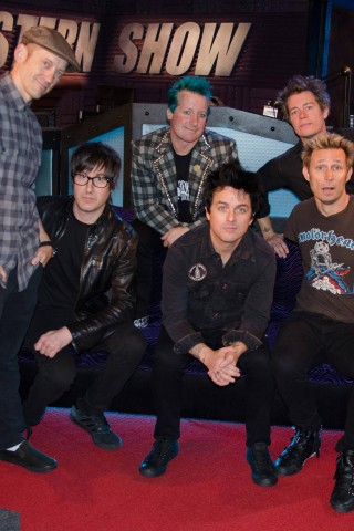 Watch Green Day Perform Live on Stern Show