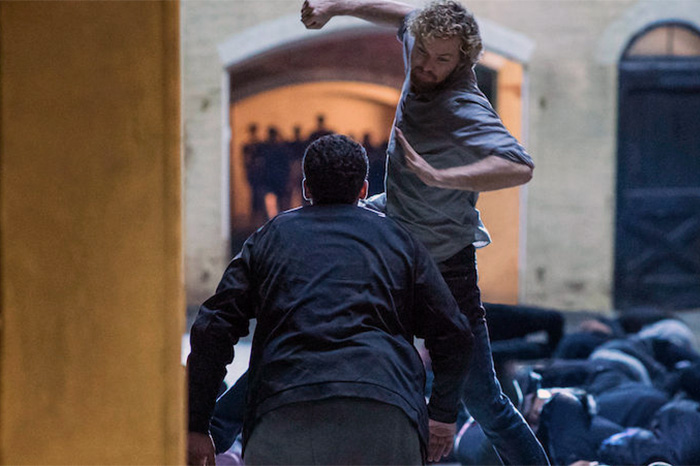 """Finn Jones stars on """"Marvel's Iron Fist,"""" coming to Netflix in 2017"""