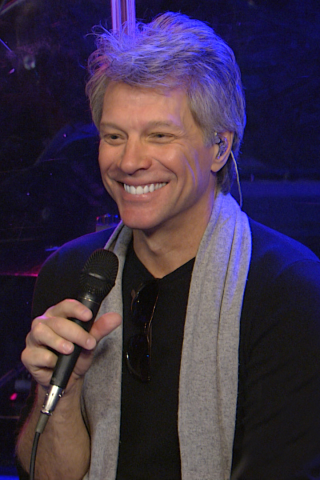 Bon Jovi Performs Live on Stern Show