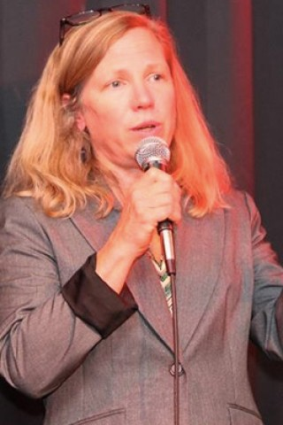 Green Party Candidate Crashes Senate Debate