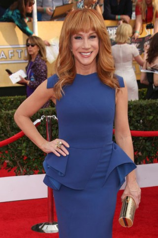Kathy Griffin on Lube, Demi Lovato & Harry Styles