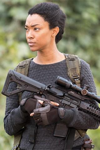 'Walking Dead' Star Cast on 'Star Trek: Discovery'