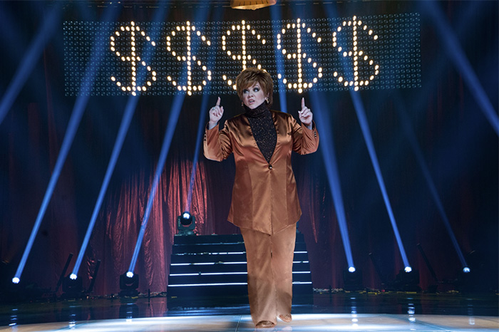 "Recent Stern Show guest Melissa McCarthy in ""The Boss"""