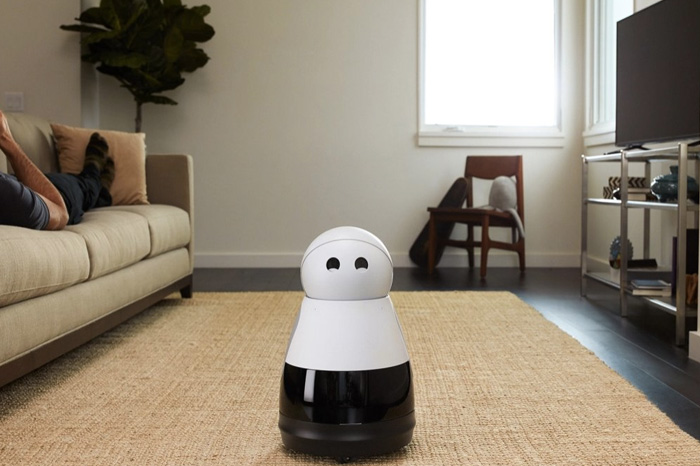 Kuri, a robot nanny, was one of many marvels unveiled at CES 2017.