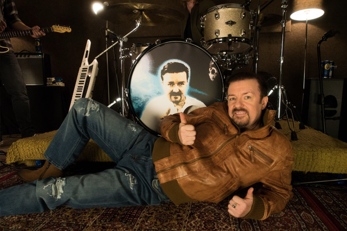 """""""David Brent: Life on the Road"""" (2016)"""