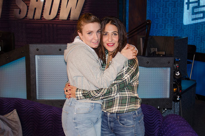 Lena Dunham and Jenni Konner on the Stern Show