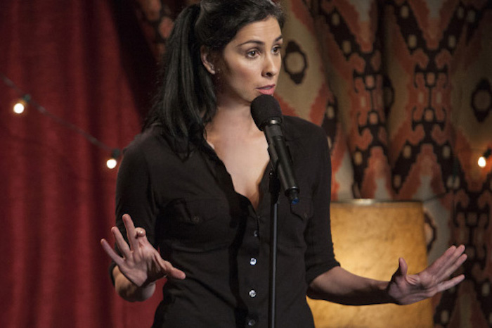 """Sarah Silverman in 2013's """" We Are Miracles"""""""
