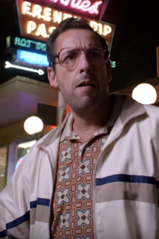 Adam Sandler Plays 'Sandy Wexler' in Netflix Film