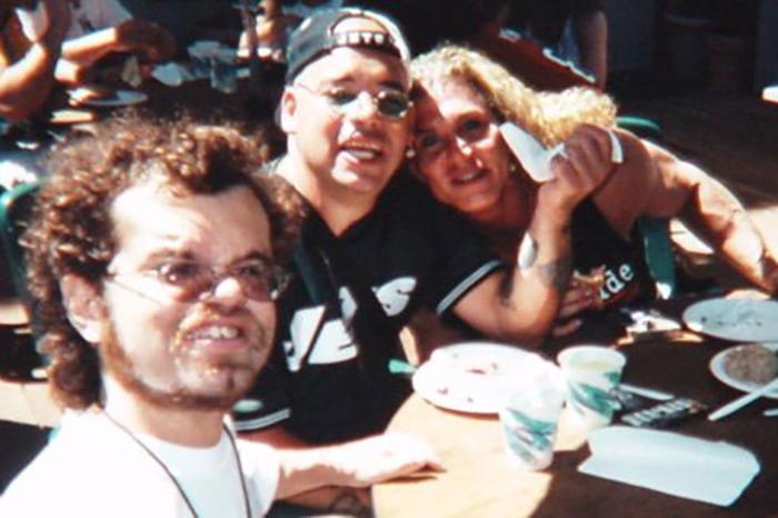 Hank the Angry Drunken Dwarf, Crackhead Bob, and Nicole Bass