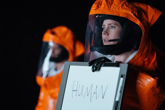 "Amy Adams in ""Arrival."""