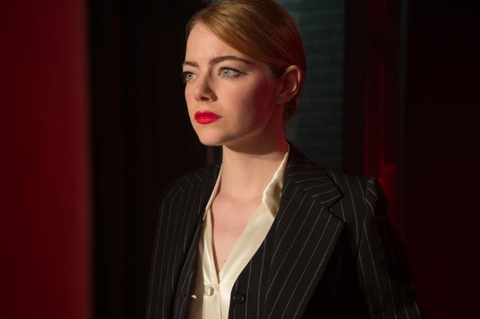 """Emma Stone in """"La La Land"""""""