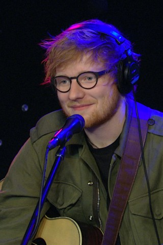 Ed Sheeran Had Rihanna in Mind for 'Love Yourself'
