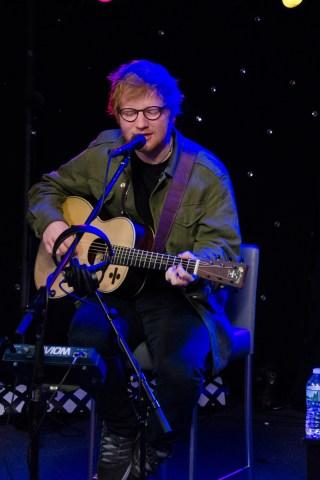 Hear Ed Sheeran Perform 'Castle on the Hill'