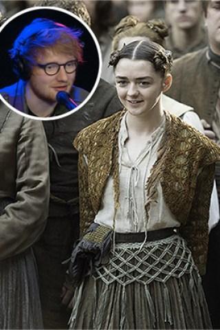 Ed Sheeran to Appear on 'Game of Thrones' Season 7