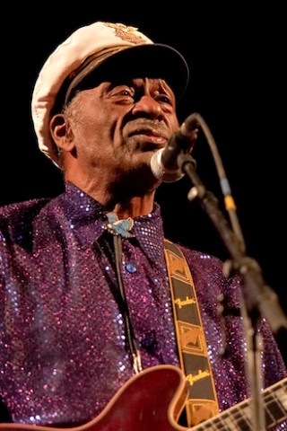 Musicians React to the Passing of Chuck Berry