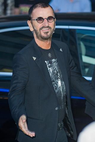 Ringo Announces Birthday Brunch with Peace & Love
