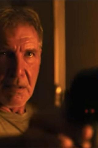 Harrison Ford Makes His 'Blade Runner' Return