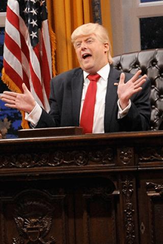 Howard Talks to 'Trump' TV Star Anthony Atamanuik