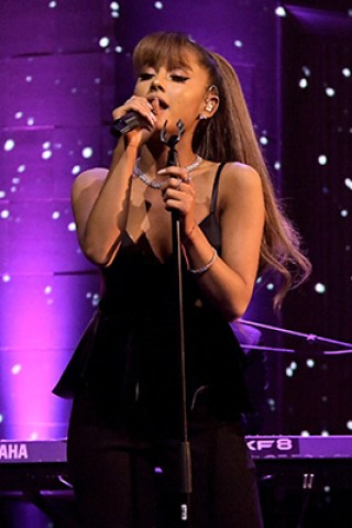 Usher, Coldplay Join Ariana Grande Benefit Concert