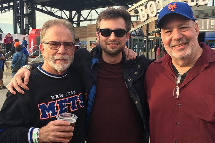 Ronnie Mund, Memet Walker, and Scott Salem