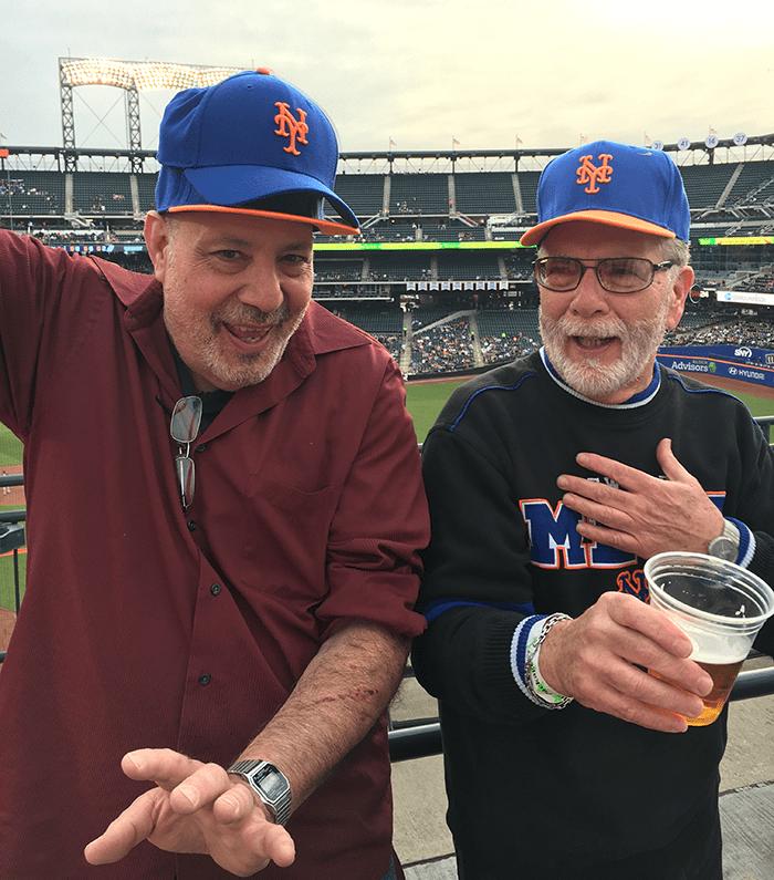 Scott Salem and Ronnie Mund