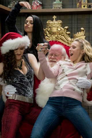 Mila Kunis Is Back for 'A Bad Moms Christmas'