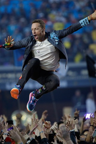 Live Coldplay Concert Coming to Virtual Reality