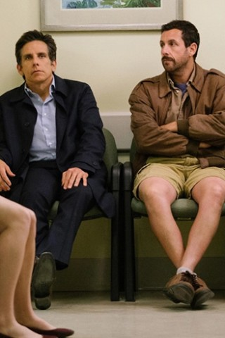 See Stiller & Sandler Sing in 'Meyerowitz Stories'