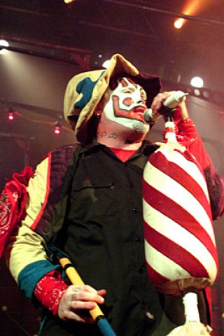 Wolfie Reports from the Gathering of the Juggalos