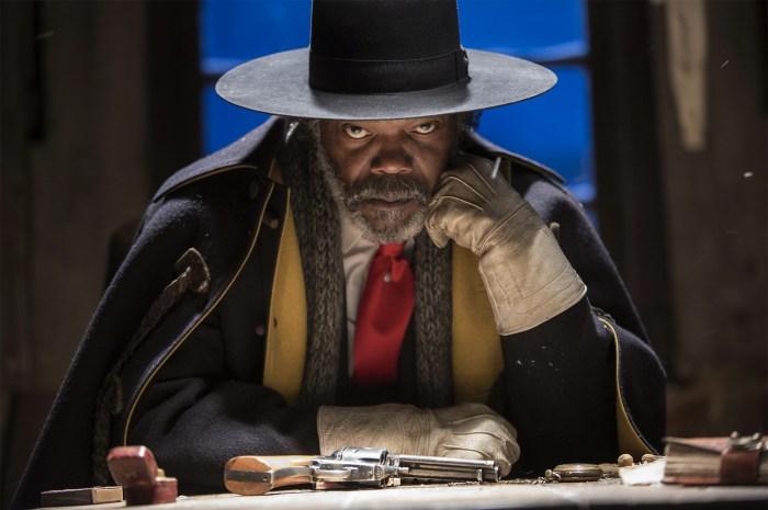 Samuel L. Jackson in Quentin Tarantino's