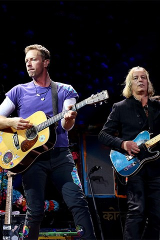 Coldplay Honors Tom Petty With 'Free Fallin' Cover