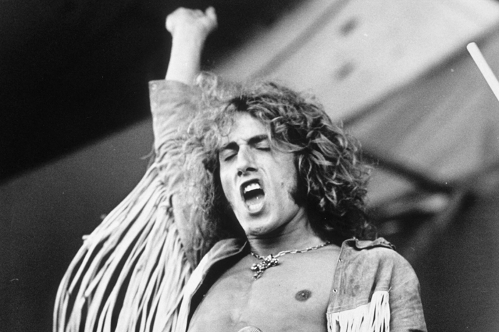 The Who's Roger Daltrey in 1969