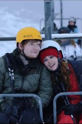 Ed Sheeran & Zoey Deutch Find Love in 'Perfect'