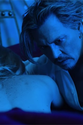 Johnny Depp Has a 3-Way in New Marilyn Manson Vid
