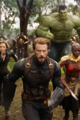 Marvel Debuts 1st 'Avengers: Infinity War' Trailer
